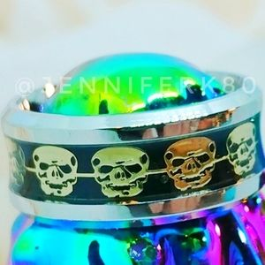 Jewelry - 🆕 Stainless Steel Skull Ring
